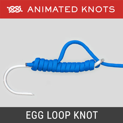 Egg Loop Knot - Best Fishing Knots