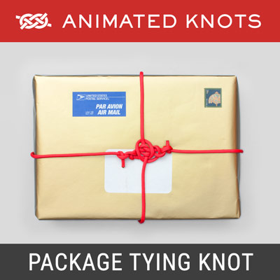 Package Tying Knot - Tie a Package