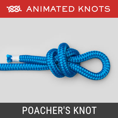 Poachers Knot - Arborist Knots