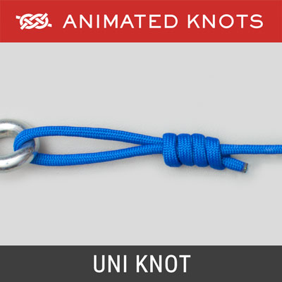 Uni Knot - Best Fishing Knots