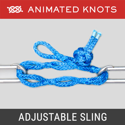 Adjustable Sling or Otto Button Sling