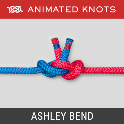 Ashley Bend - Joins two ropes
