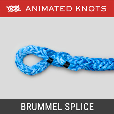 Brummel Splice - Splicing Rope