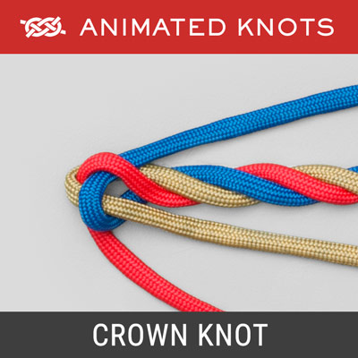 Crown Knot - Decorative Knot