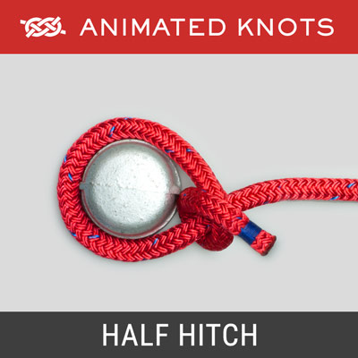 Half Hitch - Basic Knots