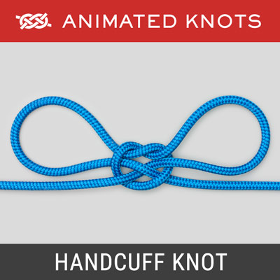 Handcuff Knot - Search and Rescue Knots