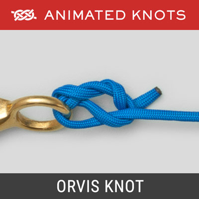 Orvis Knot - Best Fishing Knots
