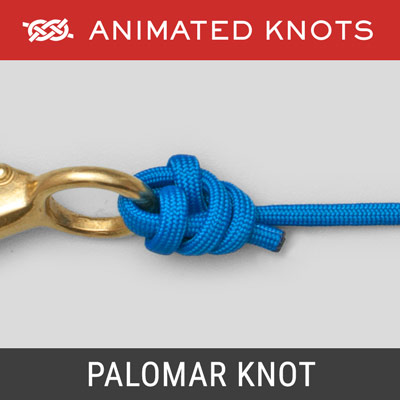 Palomar Knot - Best Fishing Knots