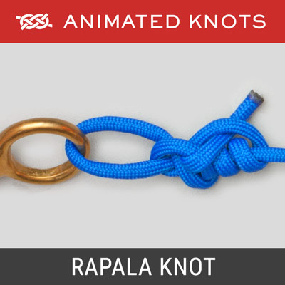 Rapala Knot - Best Fishing Knots