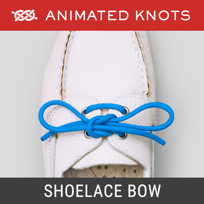 Shoelace Bow Knot - Tie Shoes