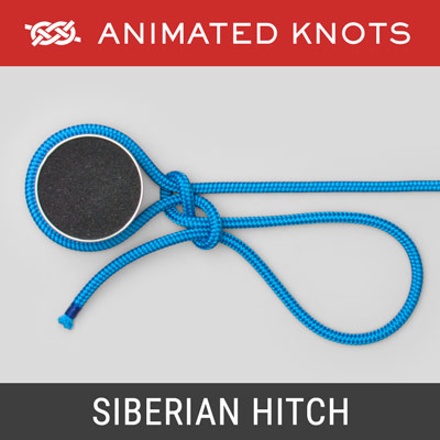 Siberian Hitch | Evenk Hitch - Quick-Release Hitch