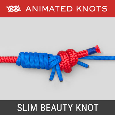 Slim Beauty Knot - Best Fishing Knots