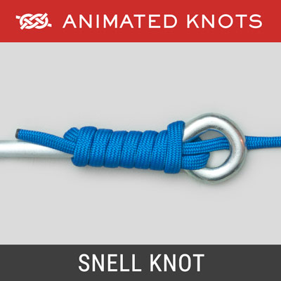 Snell Knot - Best Fishing Knots
