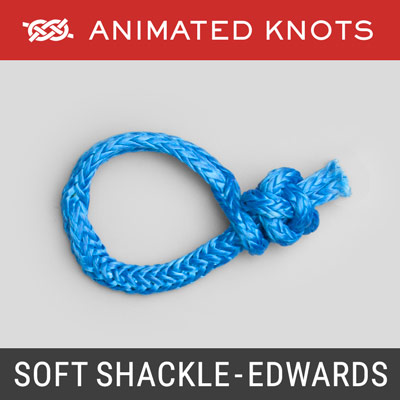 Edward's Soft Shackle - Metal Shackle Alternative