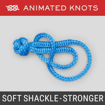 Stronger Soft Shackle - Metal Shackle Alternative