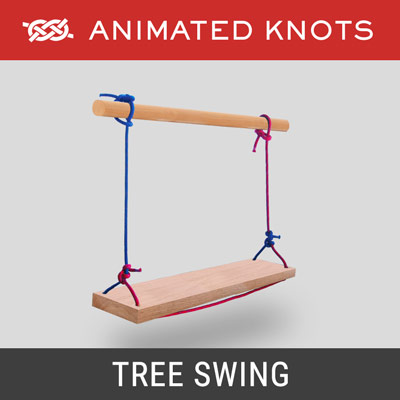 Tree Swing Knot - DIY Tree Swing