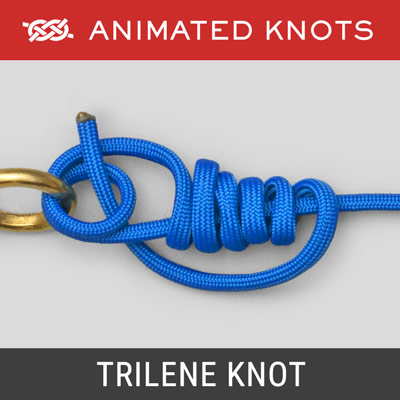 Trilene Knot - Best Fishing Knots