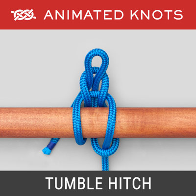 Tumble Hitch - Bank Robbers Knot or Getaway Hitch